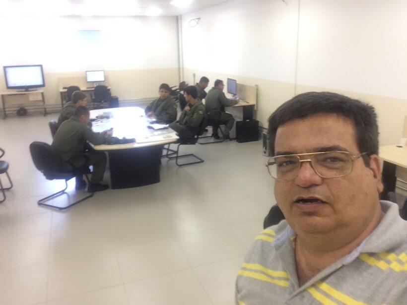 Curso de piloto de combate do (CIAvEx)