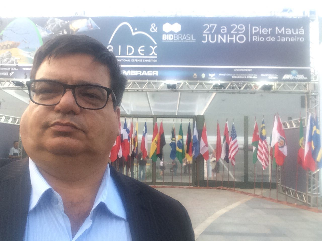 Rio International Defence Exposition – RIDEX